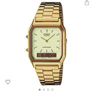 CASIO Men's-Women's Watch